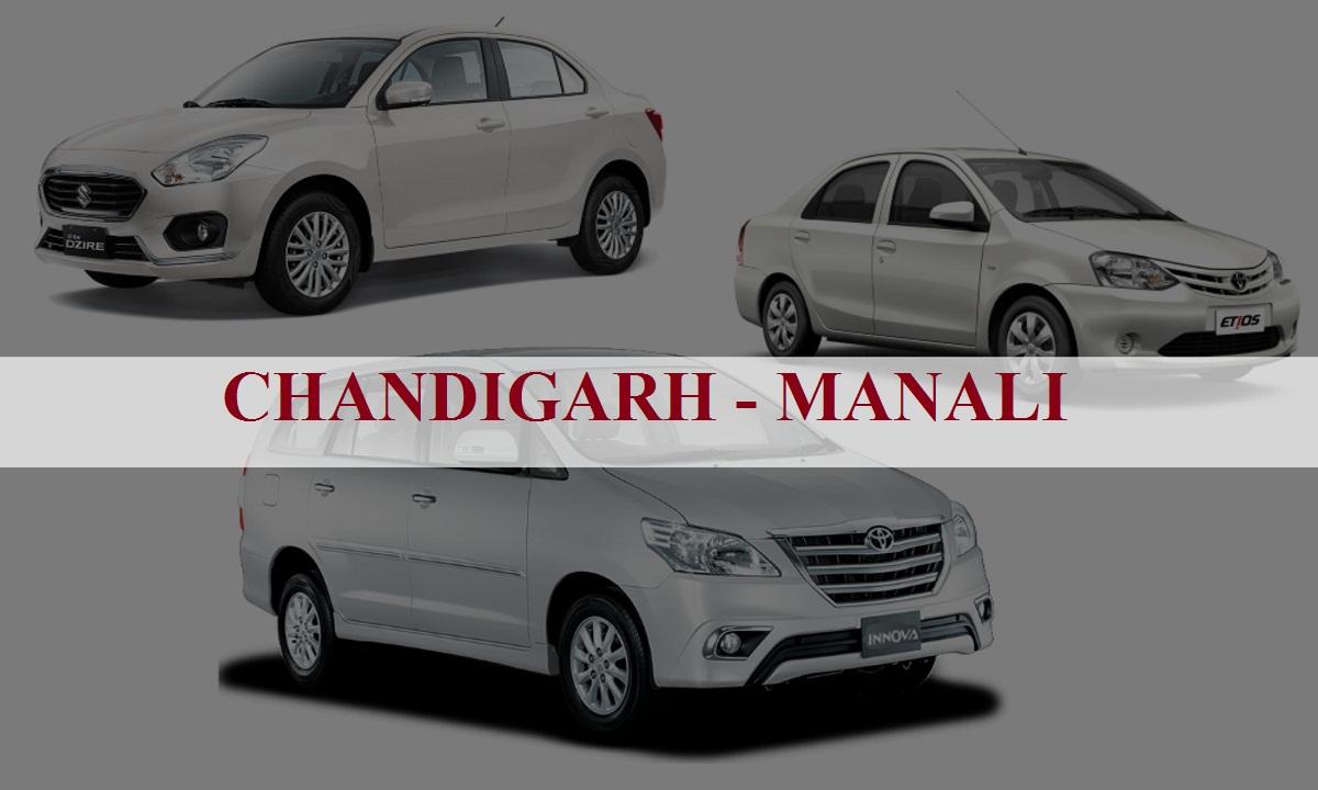 Chandigarh to Shimla One Way Taxi Service