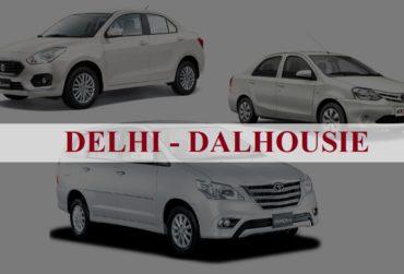 Delhi<=>Dalhousie One Way Taxi Service