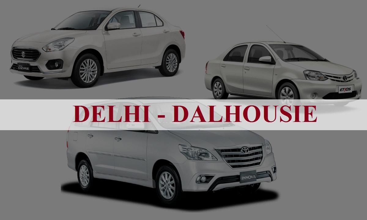 DelhiDalhousie One Way Taxi Service