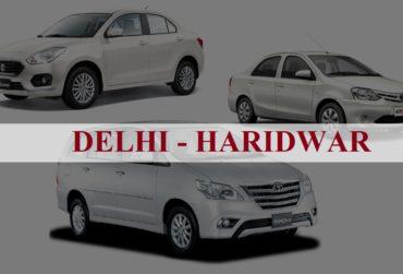 Delhi<=>Haridwar One Way Taxi Service