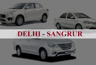 Delhi<=>Sangrur One Way Taxi Service